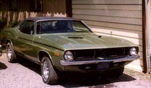 Low mileage 1972 Plymouth 'Cuda