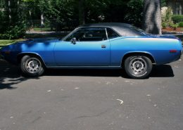 Classics, muscle cars, and truck restoration and customization