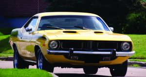 History of the Plymouth Barracuda