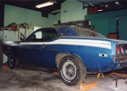 Cuda Brothers - Preserving the Barracuda Legend